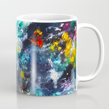 Chaos in Color Mug by Ducky B