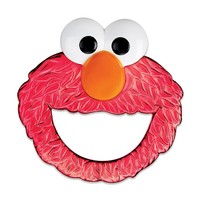 Sesame Street Elmo Fun Face Teether (Red)
