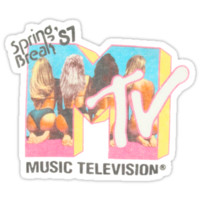 mtv spring break 1987