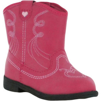 Walmart: Healthtex Baby Girls' Fashion Western Boot