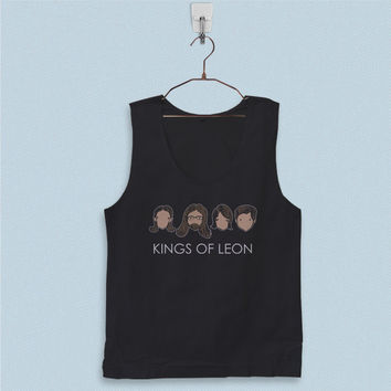 Men's Basic Tank Top - Kings of Leon