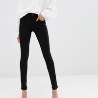A-Gold-E Sophie Crop High Rise Skinny Jeans