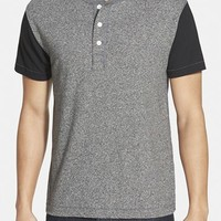 Men's Todd Snyder + Champion Short Sleeve Henley,