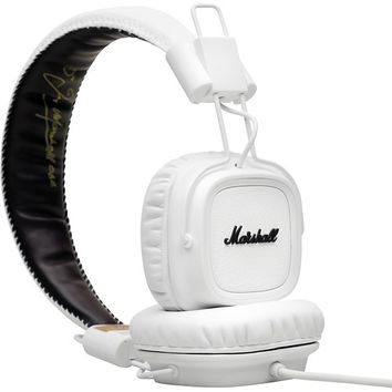 Marshall - Major On-Ear Headphones - White