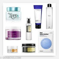 Korean Skin Care Routine Set