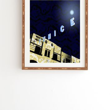 Amy Smith Venice Framed Wall Art