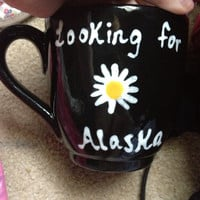Looking for Alaska Mug