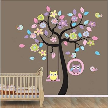 1 Set Wall Decals for Girls and Boys Room Living Room Bedroom Study Room - Peel and Stick, Removable, Wall Stickers - Create the