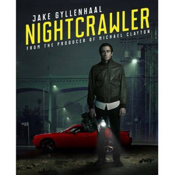 Nightcrawler (Widescreen) - Walmart.com