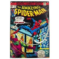 Amazing Spider-Man Comic Book #137 Tin Sign | Shop Hobby Lobby