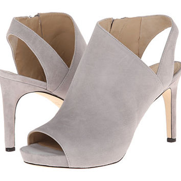 Via Spiga Nariah Soft Grey Kid Suede - Zappos.com Free Shipping BOTH Ways