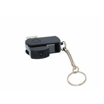 Rechargeable Surveillance Mini U-Disk Spy Cam DVR for Police Officers