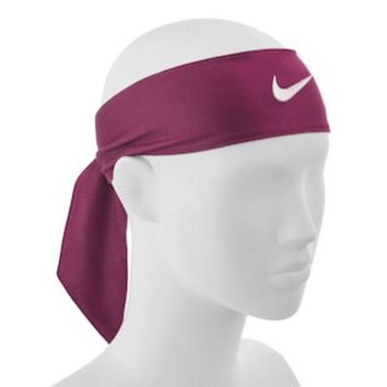 PEAPPL3 Nike Dri-FIT 2.0 Tie Head Wrap | null