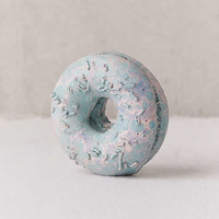 Concrete Cat Donut Sculpture | Urban Outfitters