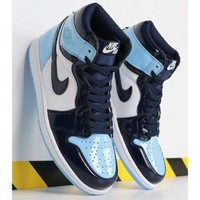"Jordan Retro 1 ""Patent UNC"" #CD0461-401"