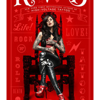 KAT VON D THE TATTOO CHRONICLES