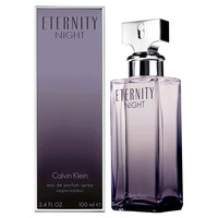 Eternity Night by Calvin Klein, 3.4 oz Eau De Parfum Spray for Women