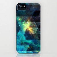 Galaxi iPhone & iPod Case by Rain Carnival