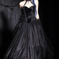 Baroness Dress - Dresses - Column 1 - Clothing