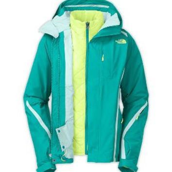 Free Shipping on The North Face 3 in 1 Kira Triclimate Jacket