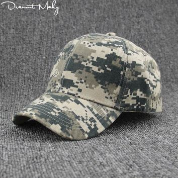 Trendy Winter Jacket Fashion Army Camo Baseball Cap Men Tactical Cap Camouflage Snapback Hat For Men Women High Quality Bone Dad Hat Trucker Unisex AT_92_12