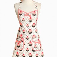 cherry cupcakes apron at ShopRuche.com
