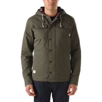 Vans Lismore Deluxe Jacket (Forest Night)