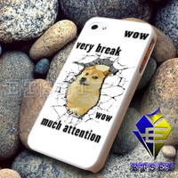 Doge Break Design For iPhone Case Samsung Galaxy Case Ipad Case Ipod Case