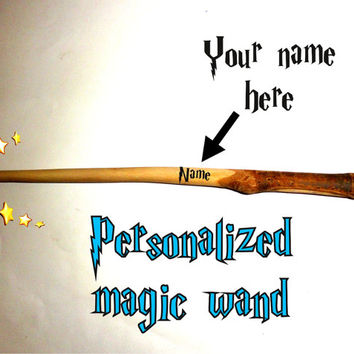 Custom magic wizard wand. Wizard staff, Wand, Harry Potter wand, magic wand, wizard wand, Hogwarts, Dragon Eye wand, hawthorn natural wand.