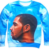 DRAKE DREAMS CREWNECK