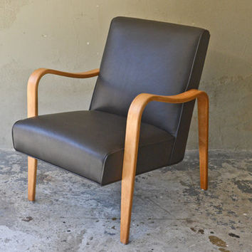 Rare Thonet Bentwood Lounge Chairs