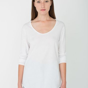 rsa6304 - Long Sleeve Ultra Wash Tee