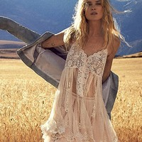 Free People Say Hello to Heaven Slip