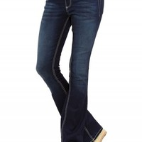 HARLOW FLARE PULL ON JEANS