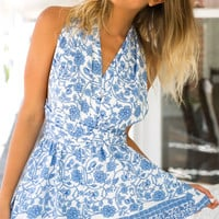 Maldives Playsuit