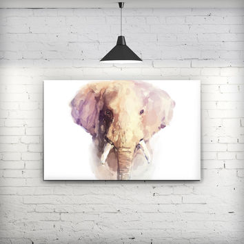 Watercolor Animal Set - Fine-Art Wall Canvas Prints