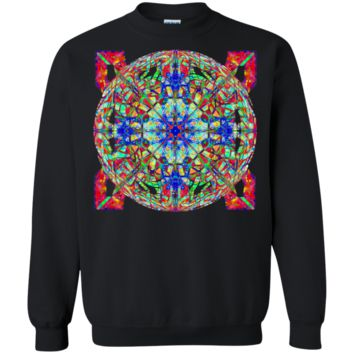 marbled celtic knot patterns sweatshirt T-Shirt