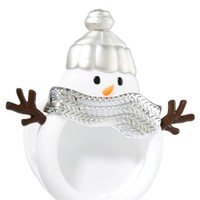 Scentportable Holder Whimsical Snowman