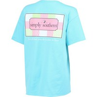 Simply Southern Women's Patchwork T-shirt | Academy