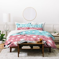 Amy Smith They Come In All Sizes Duvet Cover