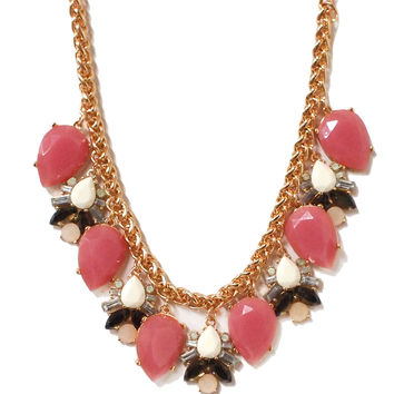 Celeste Statement Necklace-FINAL SALE