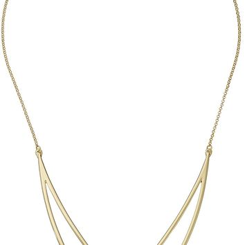 CC Skye The Heart Breaker Necklace, 18""
