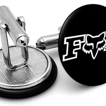 Fox Racing Alternate Logo Cufflinks