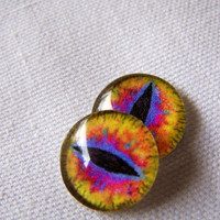 Glass eyes for weird jewelry or sculpture