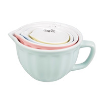 Retro Pastel Measuring Cups