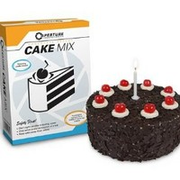 Portal Cake Mix! Officially Licensed!
