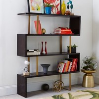 Addison Staggered Bookcase