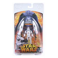 Clone Trooper Star Wars Revenge of the Sith Exclusive Action Figure