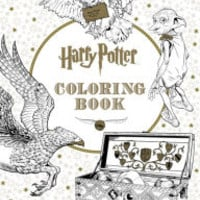 Harry Potter: The Coloring Book #1