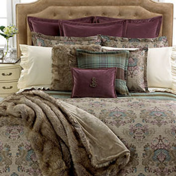 CLOSEOUT! Lauren Ralph Lauren Bedding, Margeaux Collection - Bedding Collections - Bed & Bath - Macy's